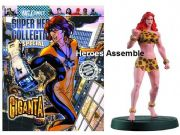 Eaglemoss DC Comics Super Hero Figurine Collection Giganta Special